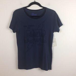 Lucky Brand David Bowie T-shirt